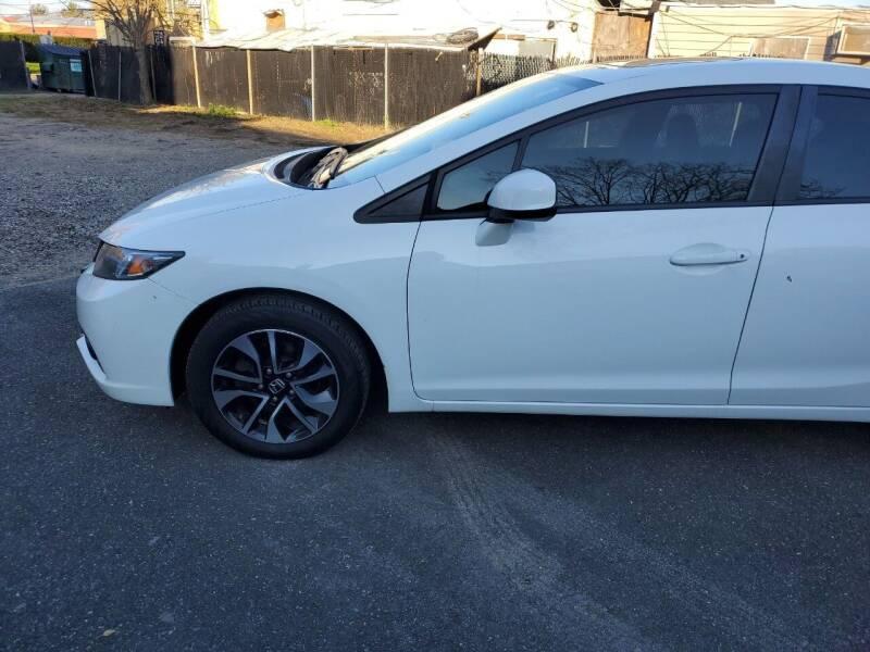 2013 Honda Civic EX 4dr Sedan - Freeport NY