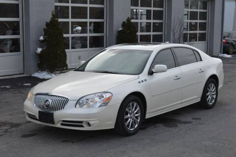 2011 Buick Lucerne for sale at LARIN AUTO in Norwood MA