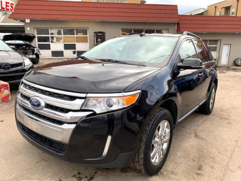 2013 Ford Edge for sale at ELITE MOTOR CARS OF MIAMI in Miami FL