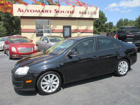 2010 Volkswagen Jetta for sale at Automart South in Alabaster AL