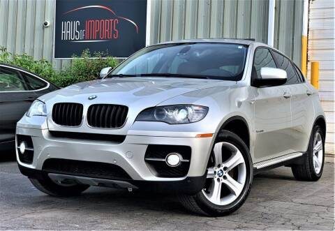 2012 BMW X6 for sale at Haus of Imports in Lemont IL