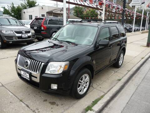 2010 Mercury Mariner for sale at Car Center in Chicago IL