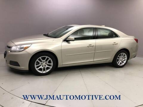 2016 Chevrolet Malibu Limited for sale at J & M Automotive in Naugatuck CT