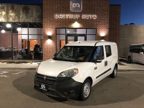 2016 RAM ProMaster City Wagon for sale at Dastrup Auto in Lindon UT