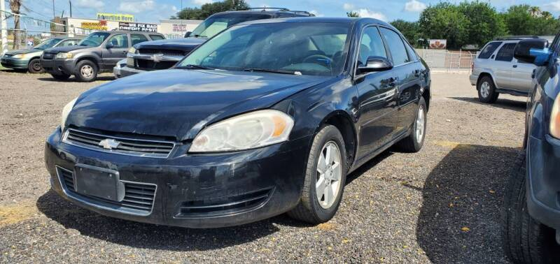 2007 Chevrolet Impala for sale at BAC Motors in Weslaco TX