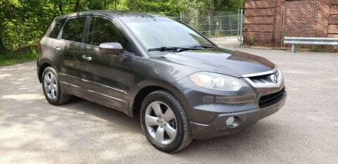2009 Acura RDX for sale at Seran Auto Sales LLC in Pittsburgh PA