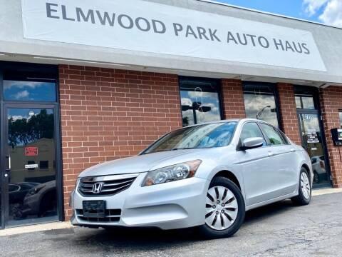 2012 Honda Accord for sale at Elmwood Park Auto Haus in Elmwood Park IL
