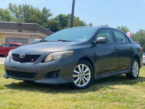 2009 Toyota Corolla for sale at Cash Car Outlet in Mckinney TX