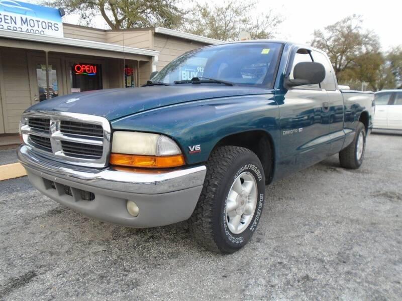 1998 Dodge Dakota for sale at New Gen Motors in Lakeland FL