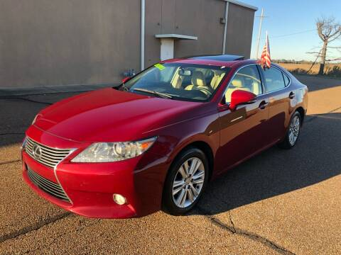 2014 Lexus ES 350 for sale at The Auto Toy Store in Robinsonville MS