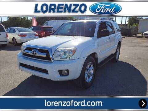 2006 Toyota 4Runner for sale at Lorenzo Ford in Homestead FL