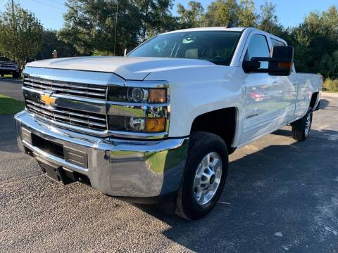 2015 Chevrolet Silverado 2500HD for sale at Gator Truck Center of Ocala in Ocala FL