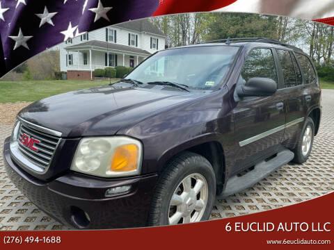 2008 GMC Envoy for sale at 6 Euclid Auto LLC in Bristol VA