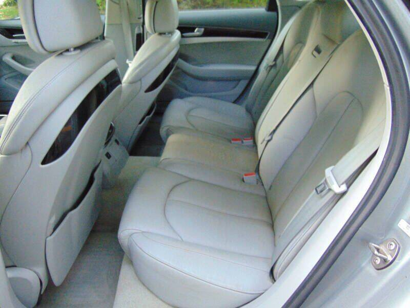 2011 Audi A8 AWD quattro 4dr Sedan - Waterbury CT