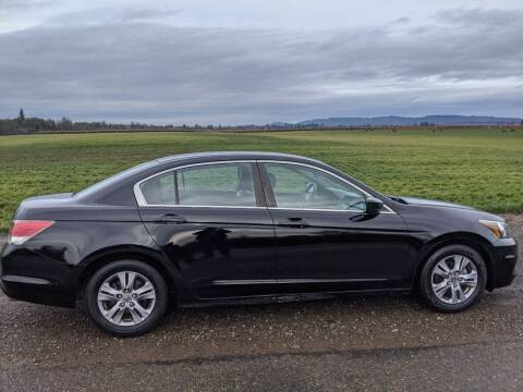 2012 Honda Accord for sale at M AND S CAR SALES LLC in Independence OR