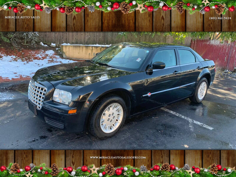 2007 Chrysler 300 for sale at MIRACLE AUTO SALES in Cranston RI