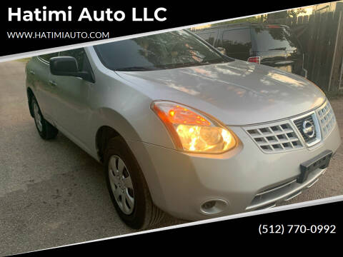 2010 Nissan Rogue for sale at Hatimi Auto LLC in Buda TX