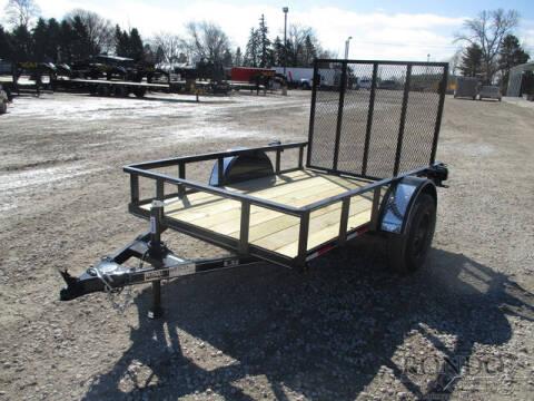 2021 Wesco Single Axle Utility for sale at Rondo Truck & Trailer in Sycamore IL