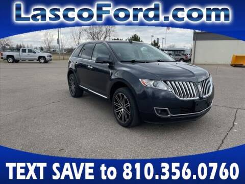 2013 Lincoln MKX for sale at Lasco of Grand Blanc in Grand Blanc MI
