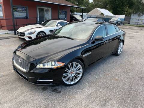 2015 Jaguar XJL for sale at CHECK AUTO, INC. in Tampa FL