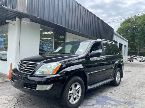 2005 Lexus GX 470 for sale at Car Online in Roswell GA