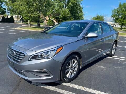 2015 Hyundai Sonata for sale at Professionals Auto Sales in Philadelphia PA
