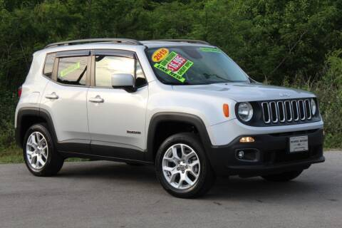 2015 Jeep Renegade for sale at McMinn Motors Inc in Athens TN