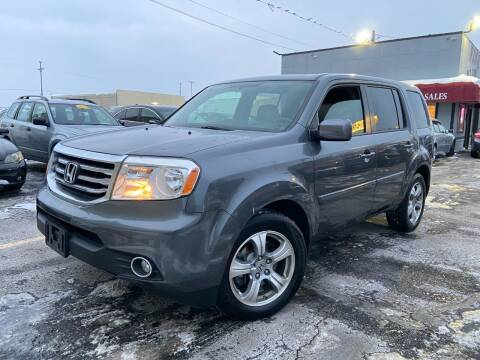 2013 Honda Pilot for sale at Fine Auto Sales in Cudahy WI