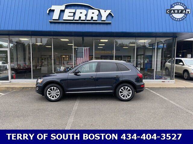 2016 Audi Q5 for sale at Terry of South Boston in South Boston VA