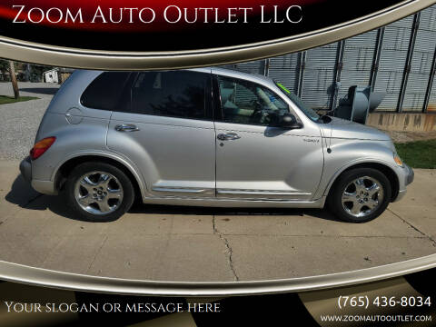 2001 Chrysler PT Cruiser for sale at Zoom Auto Outlet LLC in Thorntown IN