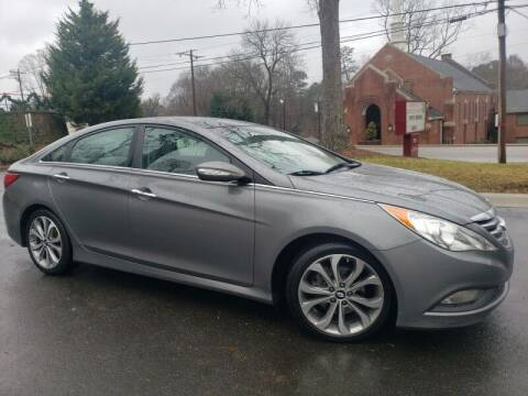 2014 Hyundai Sonata for sale at McAdenville Motors in Gastonia NC