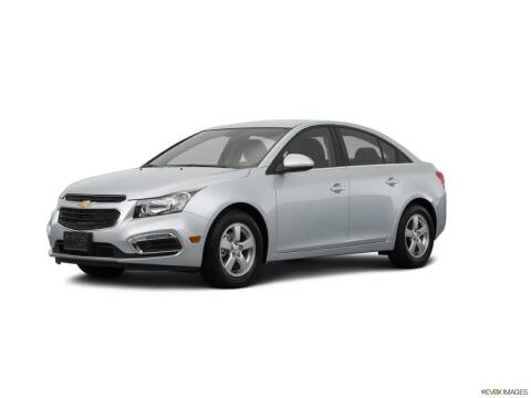 2015 Chevrolet Cruze for sale at West Motor Company in Preston ID