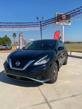 2020 Nissan Murano for sale at A & V MOTORS in Hidalgo TX