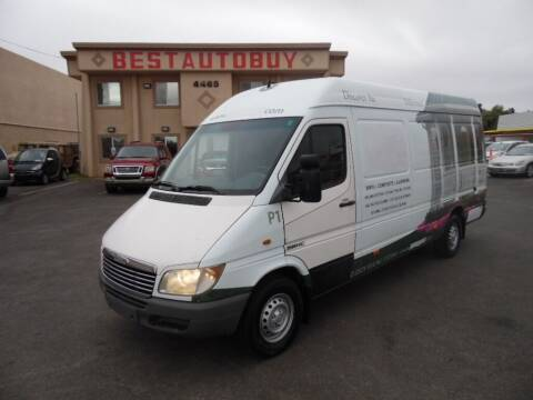 2002 Dodge Sprinter Cargo for sale at Best Auto Buy in Las Vegas NV