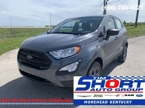 2021 Ford EcoSport for sale at Tim Short Chrysler in Morehead KY