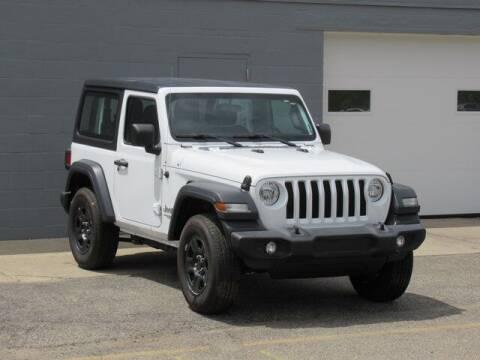 2018 Jeep Wrangler for sale at K&M Wayland Chrysler  Dodge Jeep Ram in Wayland MI