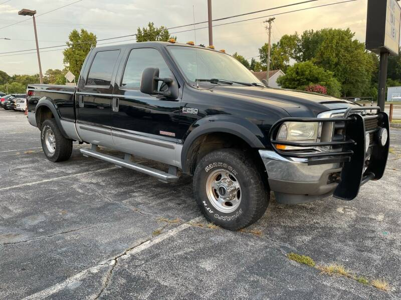 2004 Ford F-250 Super Duty for sale at United Luxury Motors in Stone Mountain GA