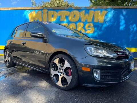 2011 Volkswagen GTI for sale at Midtown Motors in San Jose CA