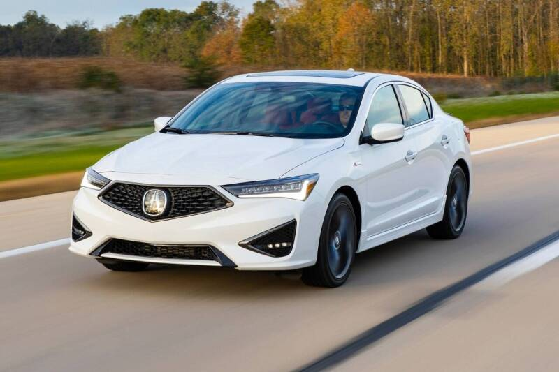 2021 Acura ILX for sale at Diamante Leasing in Brooklyn NY