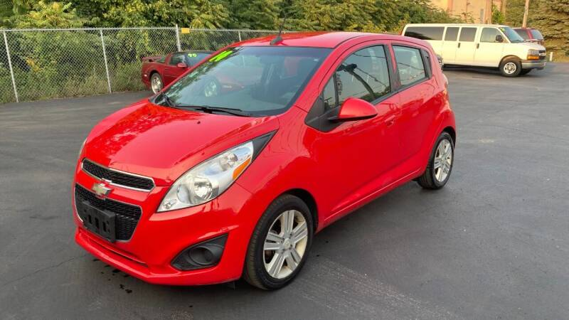 2014 Chevrolet Spark for sale at ROUTE 6 AUTOMAX in Markham IL