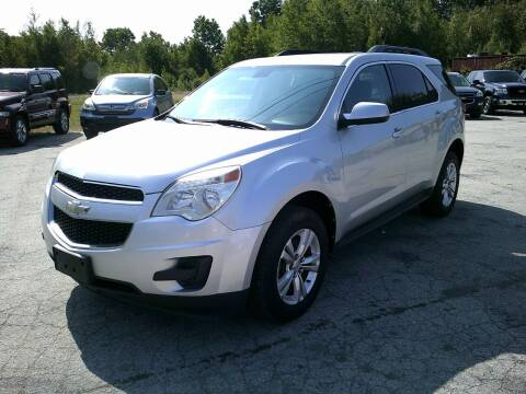 2010 Chevrolet Equinox for sale at Route 111 Auto Sales in Hampstead NH