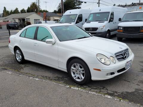 2003 Mercedes-Benz E-Class for sale at Gateway Motors in Hayward CA