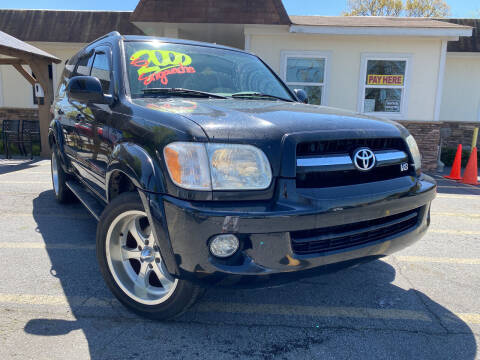 2005 Toyota Sequoia for sale at Hola Auto Sales Doraville in Doraville GA