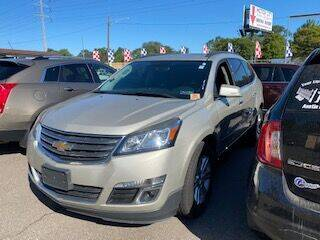 2014 Chevrolet Traverse for sale at Car Depot in Detroit MI