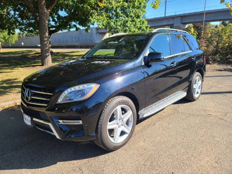 2014 Mercedes-Benz M-Class for sale at EXECUTIVE AUTOSPORT in Portland OR