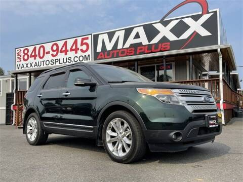 2013 Ford Explorer for sale at Maxx Autos Plus in Puyallup WA