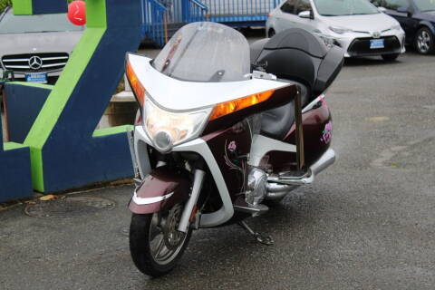 2008 Victory VISION TOURING for sale at BAYSIDE AUTO SALES in Everett WA