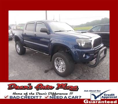 2006 Toyota Tacoma for sale at Dean's Auto Plaza in Hanover PA