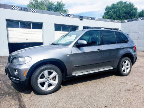 2008 BMW X5 for sale at J & M PRECISION AUTOMOTIVE, INC in Fort Collins CO