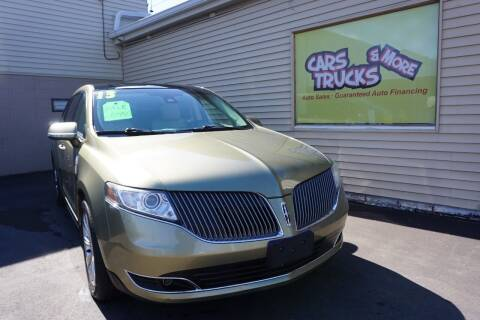 2013 Lincoln MKT for sale at Cars Trucks & More in Howell MI